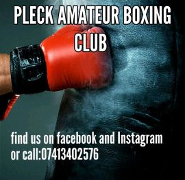 gallery/pleck boxing